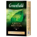 Чай Greenfield Green Melissa 85г
