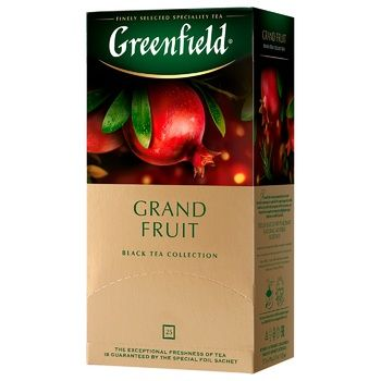Чай Greenfield Grand Fruit 25пак
