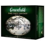 Greenfield Earl Grey Fantasy 50 tea-bags