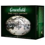 Чай Greenfield Earl Grey Fantasy 50пак