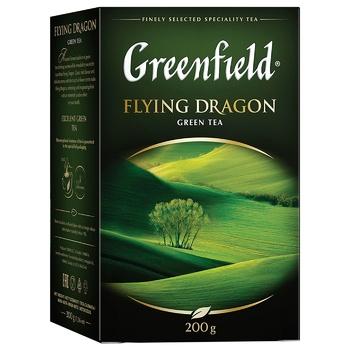 Чай Greenfield Flying Dragon 200г - купить, цены на УльтраМаркет - фото 2