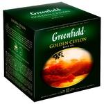 Чай Greenfield Golden Ceylon 120пак - купити, ціни на Метро - фото 2