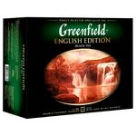 Greenfield English Edition 50 tea-bags - buy, prices for Auchan - photo 2
