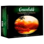 Чай Greenfield Golden Ceylon 50пак - купити, ціни на Ашан - фото 2