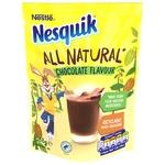 Какао-напиток NESTLÉ® NESQUIK® ALL NATURAL быстрорастворимый 168г