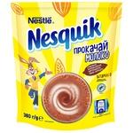 Какао-напиток NESTLÉ® NESQUIK® OPTI-START быстрорастворимый 380г