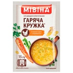 MIVINA® Hot Mug Chicken soup with Noodles 15g
