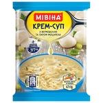 Крем-суп МИВИНА® с вермишелью и Сыром 67г