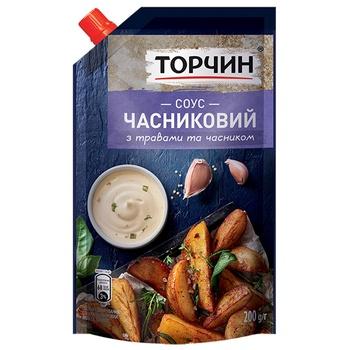 Соус ТОРЧИН® Часниковий 200г
