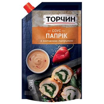 TORCHYN® Paprika sauce 200g - buy, prices for CityMarket - photo 1