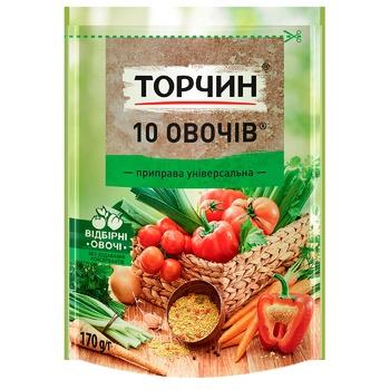 TORCHYN® 10 Vegetables universal seasoning 170g - buy, prices for CityMarket - photo 1
