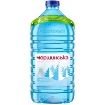 Вода мінеральна Моршинська негазована 6л