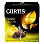 Чай черный Curtis Sunny Lemon в пирамидках 20шт*1,7г - купить, цены на Ашан - фото 6