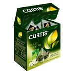 Чай зеленый Curtis Hugo Cocktail в пирамидках 20шт*1,8г - купить, цены на Ашан - фото 6