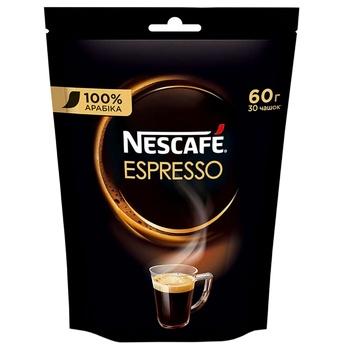NESCAFÉ® Espresso instant coffee 60g - buy, prices for CityMarket - photo 1