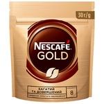 Кофе NESCAFÉ® Gold растворимый 30г