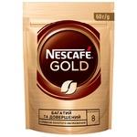 Кава NESCAFÉ® Gold розчинна 60г
