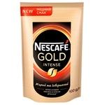 Кофе NESCAFÉ® Gold Intense растворимый 100г