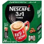NESCAFÉ® 3-in-1 Turbo instant coffee drink stick 20*13g