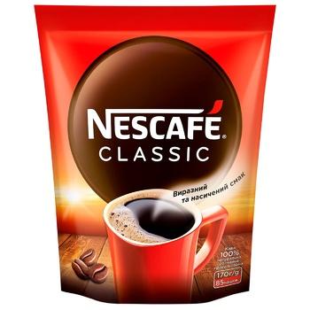 Кофе NESCAFÉ® Classic растворимый 170г - купить, цены на ЕКО Маркет - фото 1