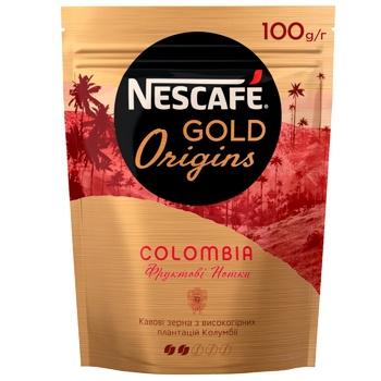 Кофе NESCAFÉ® Gold Colombia растворимый 100г