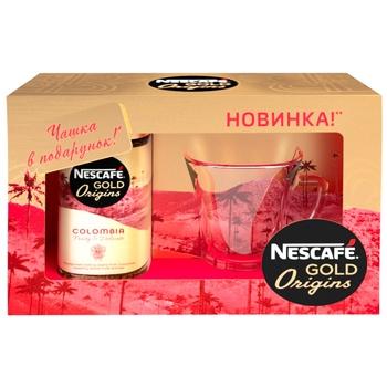 Кофе NESCAFÉ® Gold растворимый 100г