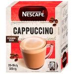 NESCAFÉ® Cappuccino instant coffee drink stick 20*16g