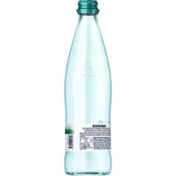Вода Borjomi минеральная сильногазированная 0,5л - купить, цены на УльтраМаркет - фото 2