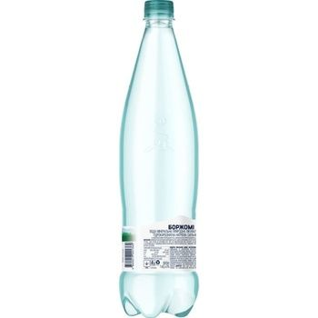Borjomi Mineral Carbonfted Mineral Water in Plastic Bottle 1l - buy, prices for CityMarket - photo 2