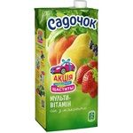 Sadochok Multivitamin Juice with Pulp 0,95l