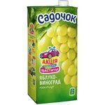 Sadochok Apple-grape Nectar 0,95l