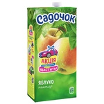 Нектар Садочок Яблучний 1.93л - купити, ціни на Фуршет - фото 1