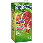 Sadochok Apple-pomegranate Nectar 0,95l