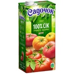 Сок Садочок Томатный из свежих томатов 0.95л