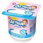 Сирок Агуша солодкий для дітей з 8 місяців 4.1% 100г