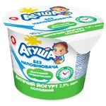 Agusha sweet yogurt 2,9% 90g