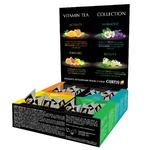 Набір чаю Curtis Vitamin tea collection 4 види 20шт 36г - купити, ціни на Ашан - фото 2