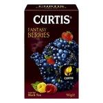 Чай чорний Curtis Cool Berries в пакетиках 20шт*1,7г - купити, ціни на Ашан - фото 1
