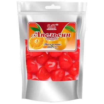 Smachno Dried Orange 100g - buy, prices for CityMarket - photo 1