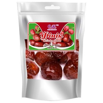 Dried fruits date Smachno pitted 100g Ukraine - buy, prices for CityMarket - photo 1
