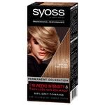 Syoss 7-5 Natural Ashy Blonde Hair Color