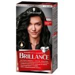 Краска для волос Brillance 890 Элегантный черный 142,5мл