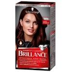 Brillance 896 Black Burgundy Hair Dye