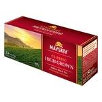 Mayskiy Classic High Grown Black Tea 25pcs x 2g