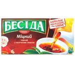 Beseda Strong Black Tea with Rich Taste 24pcs x 1.8g