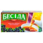 Чай Беседа Черная смородина черный 26шт х 1,5г