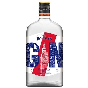 Напиток на основе джина Bolton's Original  38% 0,5л - купить, цены на ЕКО Маркет - фото 1