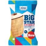 Мороженое Лимо Big Star Пломбир с наполнителем шоколад 80г