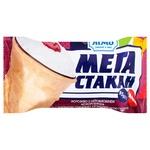 Мороженое Лимо Мега стакан с наполнителем смородина 95г