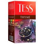 Tess Thyme Black Tea 90g